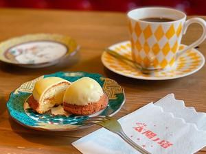 【冷凍】 タイヨウノレモンケーキ cake太陽ノ塔