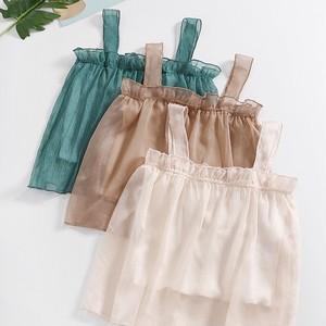 【即納】flare feminine camisole
