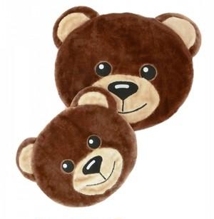 Toy Bear Face Mat Sサイズ(circus circus)