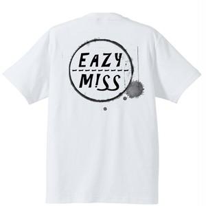 Eazy Miss  Shimi Logo  White  Mサイズ