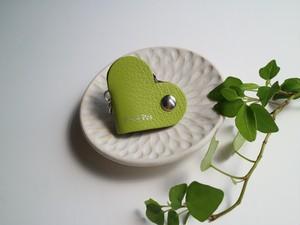 ハート♥コードホルダー L.Green