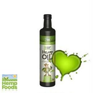 有機麻の実油250ml ヘンプシードオイル