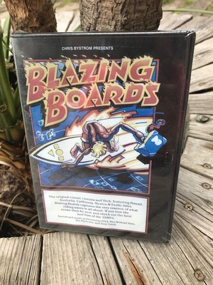 【サーフDVD】BLAZING BOARDS
