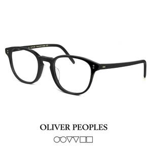 オリバーピープルズ OLIVER PEOPLES メガネ アジアンフィット ov5219f 1005 fairmont 眼鏡 フェアモント ボストン メンズ レディース クラシック