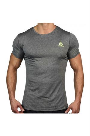フライトTシャツ - チャコール (RYDER WEAR)