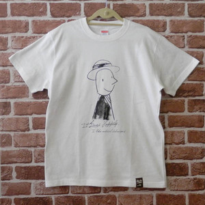 中村ハンス 半袖Tシャツ 白