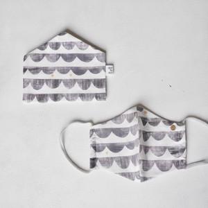 KIDS  : kodomo mask-house(マスク+マスクケース セット)*キッズサイズ