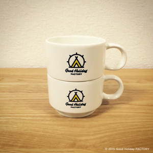 GHF Stacking Mug / 2set