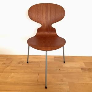 Fritz Hansen(フリッツ・ハンセン) アントチェア 3100 Arne Jacobsen(アルネ・ヤコブセン) チーク ビンテージ