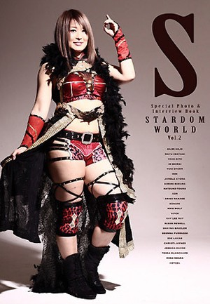 Special Photo&Interview Book STARDOM WORLD vol.2