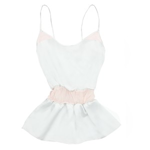 """DAISY"" CAMI (DUCK EGG/PINK)"