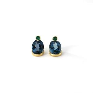 Muse Dot Earrings S