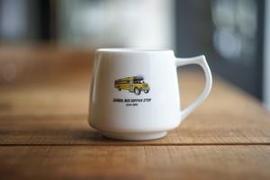 Kyoto mug cup -White-