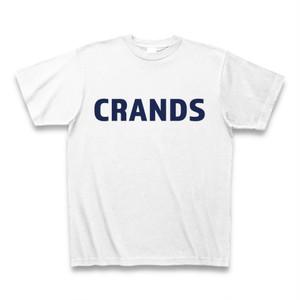 CRANDS Tシャツ ホワイト
