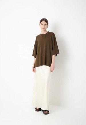 SACRA / DOUBLE KNITTING TOP