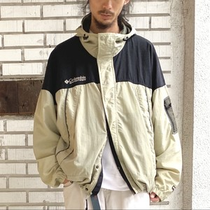 90's COLUMBIA SPORT NYLON JACKET