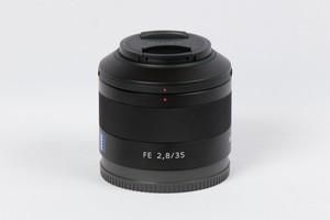 Sonnar T* 35mm F2.8 ZA SEL35F28Z ツアイス SONY