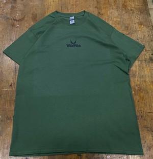 シカTシャツ(Olive)