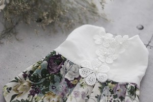 "《送料無料》DRESS""MAUVE FLOWER"""