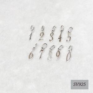 SV925 ナンバーチャーム