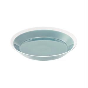 yumiko iihoshi porcelain(ユミコイイホシポーセリン)×木村硝子店 dishes 200 plate (pistachio green) プレート 皿 20cm 日本製 255626