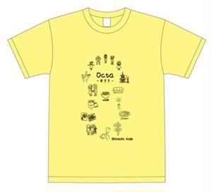 Octa-オクタ- Tシャツ