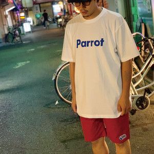 Chocolate Shorts【Black / Orange】