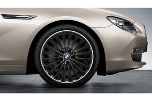 BMW純正 アロイホイール パラレル スポーク 410 20インチ 5シリーズ 6シリーズ F10 F11 F12 F13 F06