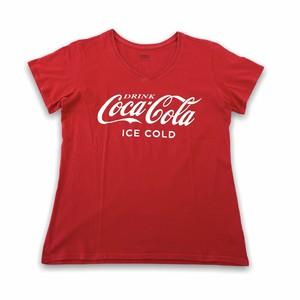 【Coca Cola】 コカ・コーラ レディース Tシャツ ヨーロッパ古着