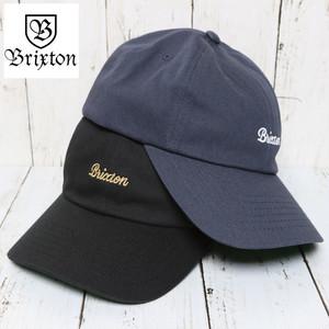 BRIXTON ブリクストン WATKINS CAP ストラップバックキャップ 00676