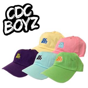 【CDCBOYZ 6Panel cap】
