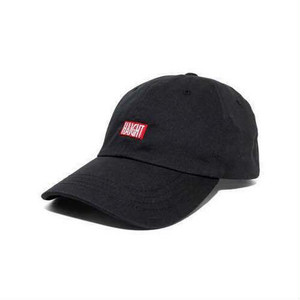 "HAIGHT(ヘイト)""BOX LOGO BALL CAP""[BLACK]"