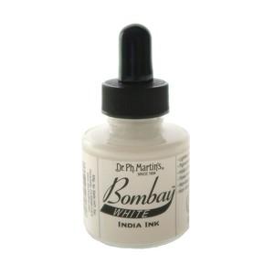 ドクターマーチン ボンベイインク ホワイト/Dr. Martin's Bombay India Ink White