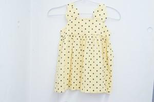 dot children's dress
