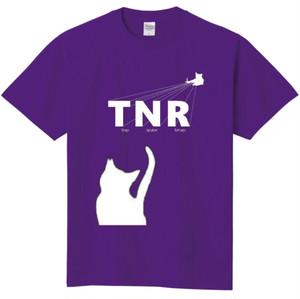 【即納】Tシャツ〜さくら耳TNR〜XLサイズ