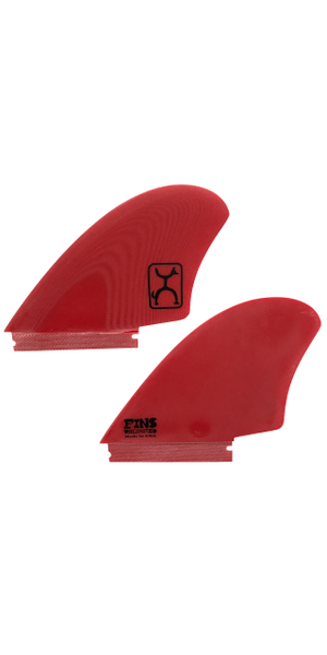 Rob Machado KEEL FIN 【RED】