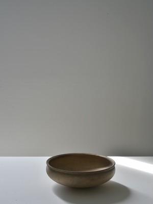 瀬川辰馬 硫化銀彩丸鉢