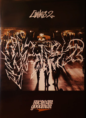 【予約/DVD + CD】sucreamgoodman × Budamunk - LINKS 2