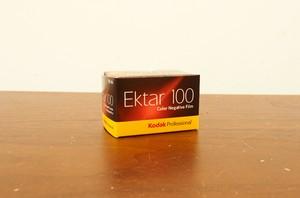 【 35mm カラーネガ 】 Kodak( コダック )Ektar100 36枚撮り