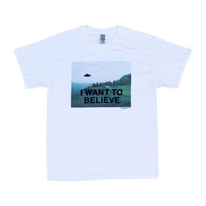 CHEAP TIME$ I WANT TO BELIEVE S/S Tee