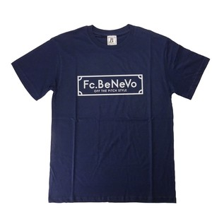 LOGO T-SHIRTS (NAVY)