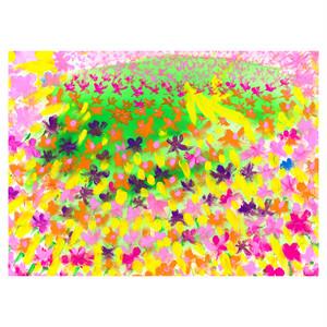 天の花畑(F6)