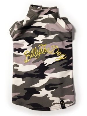 CAMOUFLAGE Cut&Sewn 迷彩カットソー BD11-CT005