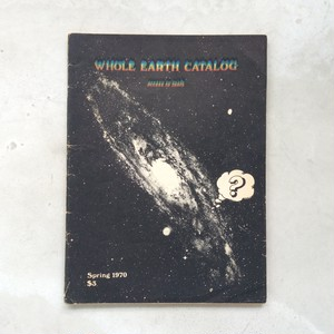 Whole Earth Catalog Spring 1970(ホールアースカタログ)