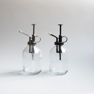 GLASS PUMP  ガラス製 霧吹き