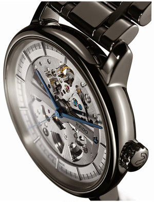 【RADO ラドー】DiaMaster Automatic Skeleton Limited Edition ダイヤマスター スケルトン リミテッドエディション(プラズマ)499本限定品/国内正規品 腕時計