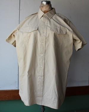 (Fn2005) イギリス軍 Fawn Army All Ranks 半袖ドレスシャツ