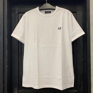 FRED PERRY : RINGER S/S TEE
