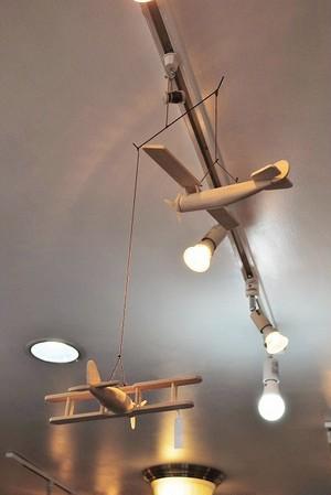 ウッドモビール 飛行機