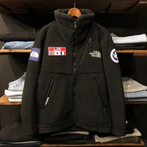 【THE NORTH FACE】-ザ ノースフェイス-TRANS ANTARCTICA FLEECE JACKET BLACK